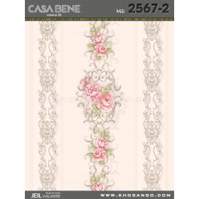 Giấy dán tường Casa Bene 2567-2