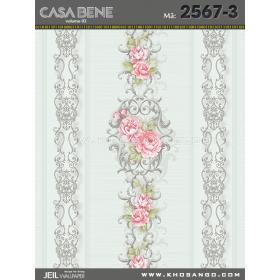 Giấy dán tường Casa Bene 2567-3