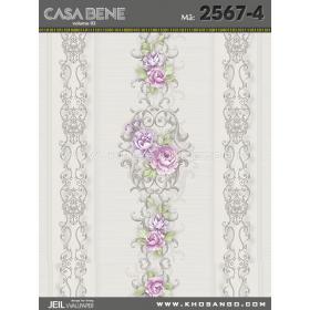 Giấy dán tường Casa Bene 2567-4