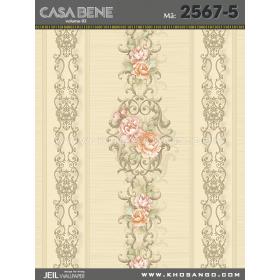 Giấy dán tường Casa Bene 2567-5
