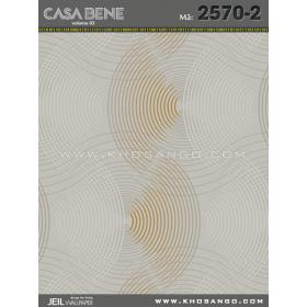 Giấy dán tường Casa Bene 2570-2