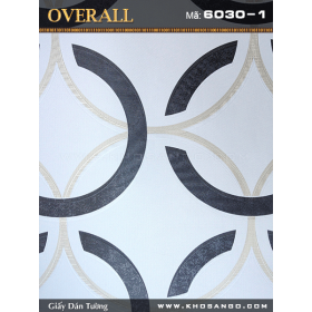 Giấy dán tường Overall 6030-1
