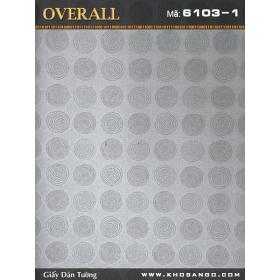 Giấy dán tường Overall 6103-1
