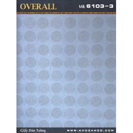 Giấy dán tường Overall 6103-3