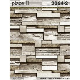 Giấy dán tường Place II 2064-2