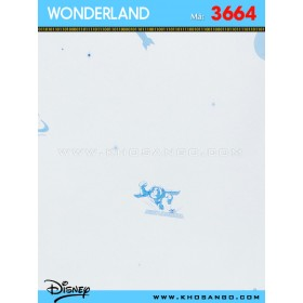 Giấy dán tường Wondereland 3664