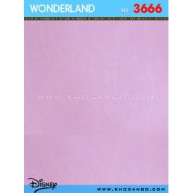 Giấy dán tường Wondereland 3666