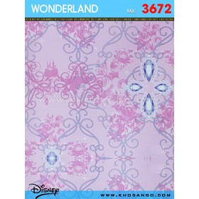 Giấy dán tường Wondereland 3672