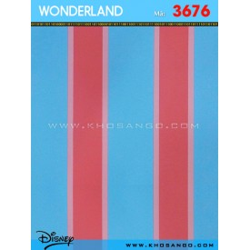 Giấy dán tường Wondereland 3676