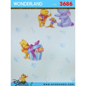 Giấy dán tường Wondereland 3686