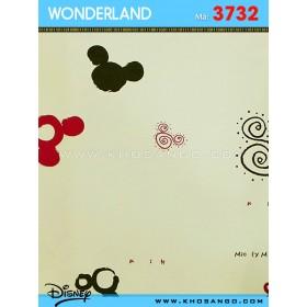 Giấy dán tường Wondereland 3732