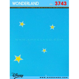 Giấy dán tường Wondereland 3743