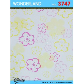 Giấy dán tường Wondereland 3747