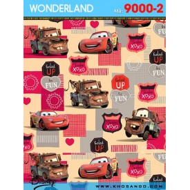 Wondereland wallpaper 9000-2
