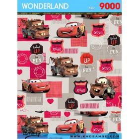 Giấy dán tường Wondereland 9000