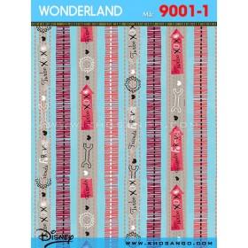 Giấy dán tường Wondereland 9001-1