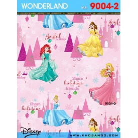 Giấy dán tường Wondereland 9004-2