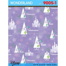 Giấy dán tường Wondereland 9005-1