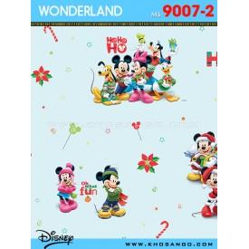 Giấy dán tường Wondereland 9007-2