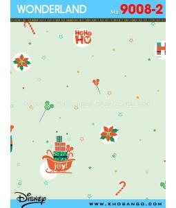 Wondereland wallpaper 9008-2