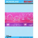 Wondereland wallpaper BD3607