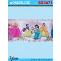 Wondereland wallpaper BD3671