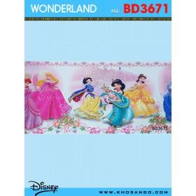 Giấy dán tường Wondereland BD3671