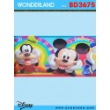 Wondereland wallpaper BD3675