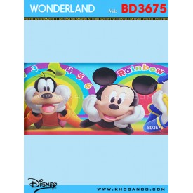 Giấy dán tường Wondereland BD3675