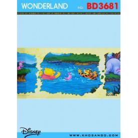 Giấy dán tường Wondereland BD3681