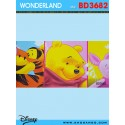 Wondereland wallpaper BD3682
