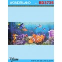 Wondereland wallpaper BD3735