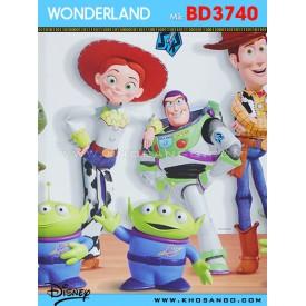 Giấy dán tường Wondereland BD3740