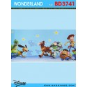 Wondereland wallpaper BD3741