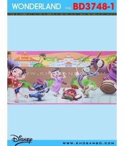 Wondereland wallpaper BD3748-1