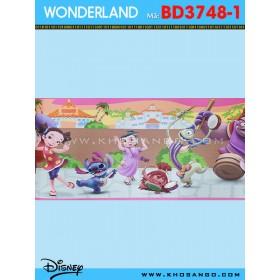 Giấy dán tường Wondereland BD3748-1
