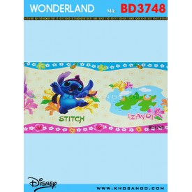 Giấy dán tường Wondereland BD3748