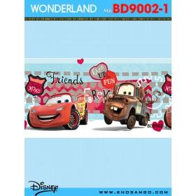 Giấy dán tường Wondereland BD9002-1