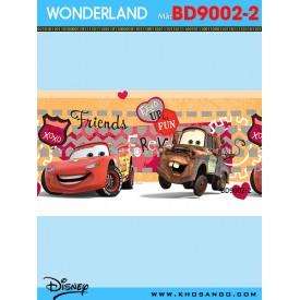 Giấy dán tường Wondereland BD9002-2