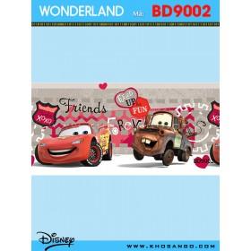 Giấy dán tường Wondereland BD9002