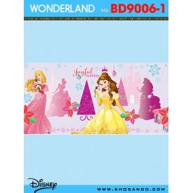 Giấy dán tường Wondereland BD9006-1