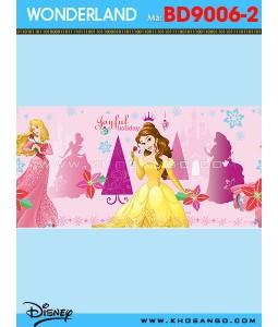 Wondereland wallpaper BD9006-2