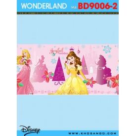 Giấy dán tường Wondereland BD9006-2