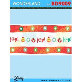 Giấy dán tường Wondereland BD9009