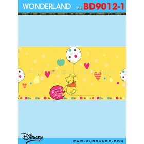 Giấy dán tường Wondereland BD9012-1