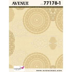 Avenue wallpaper 77178-1