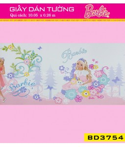 Barbie wallpaper BD3754