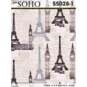 Soho wallpaper 55028-1