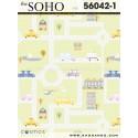 Giấy dán tường Soho 56042-1