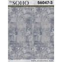 Soho wallpaper 56047-3